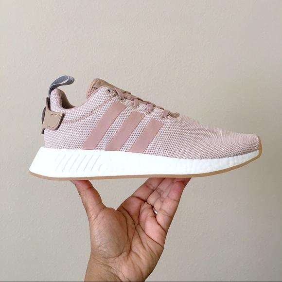Nmd R2 Ash Pearl Tan Khaki Sneakers